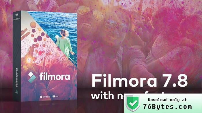 Filmora 7.8 Universal Patch Cracked Key Generator
