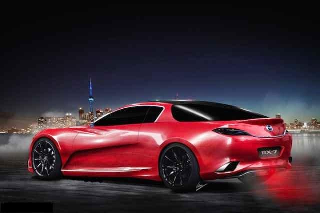 2018 Voiture Neuf ''2018 Mazda RX7'', Photos, Prix, Date De Sortie, Revue, Nouvelles