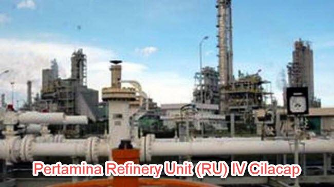 Pertamina Refinery Unit (RU) IV Cilacap