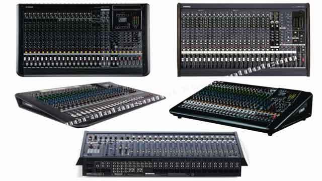 Harga Mixer Yamaha 24 Channel