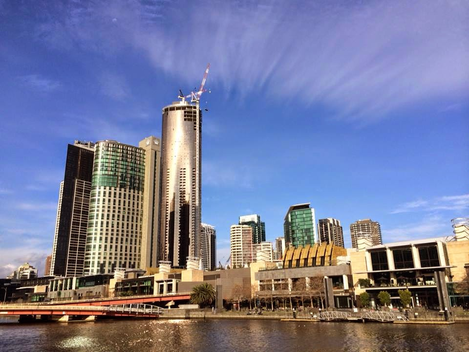 Crown Melbourne Towers
