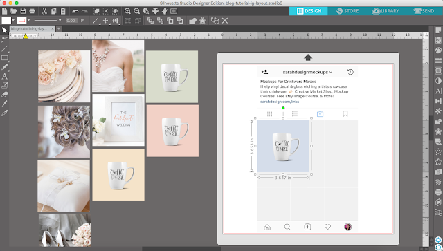 silhouette cameo tutorial, silhouette cameo tutorial for beginners, silhouette cameo tutorial, mockup photo, mockup photos