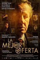 pelicula La Mejor Oferta (2013)