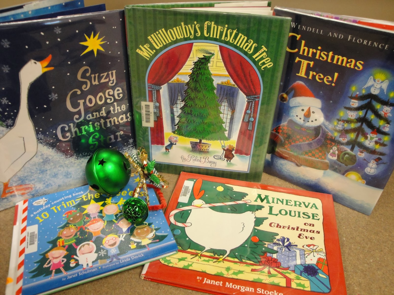This Week We Held Our Final Story Time Classes Before Christmas And So I Finally Had To Do Christmas Stories I Decided To Focus On Christmas Trees