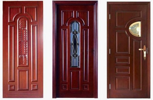 Model Desain Daun  Pintu  Rumah Minimalis Terbaru  dan