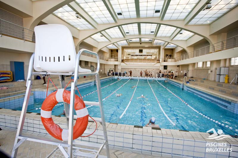 PISCINE bains ville  Bruxelles
