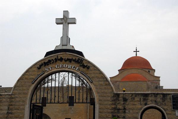 Ora pro Siria 23 aprile in Siria si fa memoria di San Giorgio