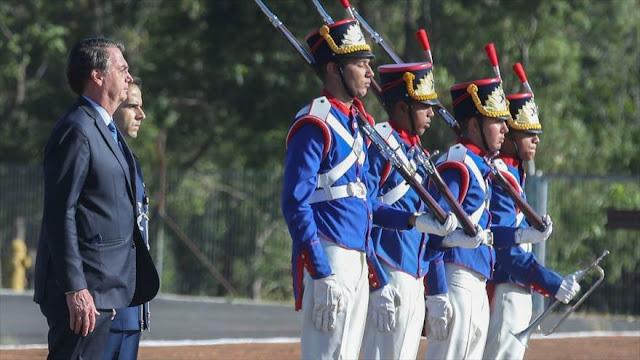 Acusan a Bolsonaro ante ONU por intentar conmemorar la dictadura