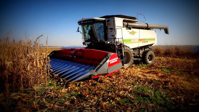 Maquinaria agrícola: el primer semestre fue el mejor en ventas desde 2009
