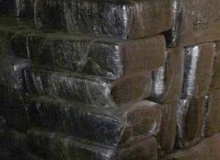 Aseguran 80 kilos de mariguana en el barrio de Tepito en la CDMX