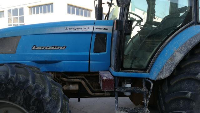 Tractor LANDINI LEGEND 165 en venta