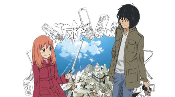 Sinopsis dan Review Higashi no Eden
