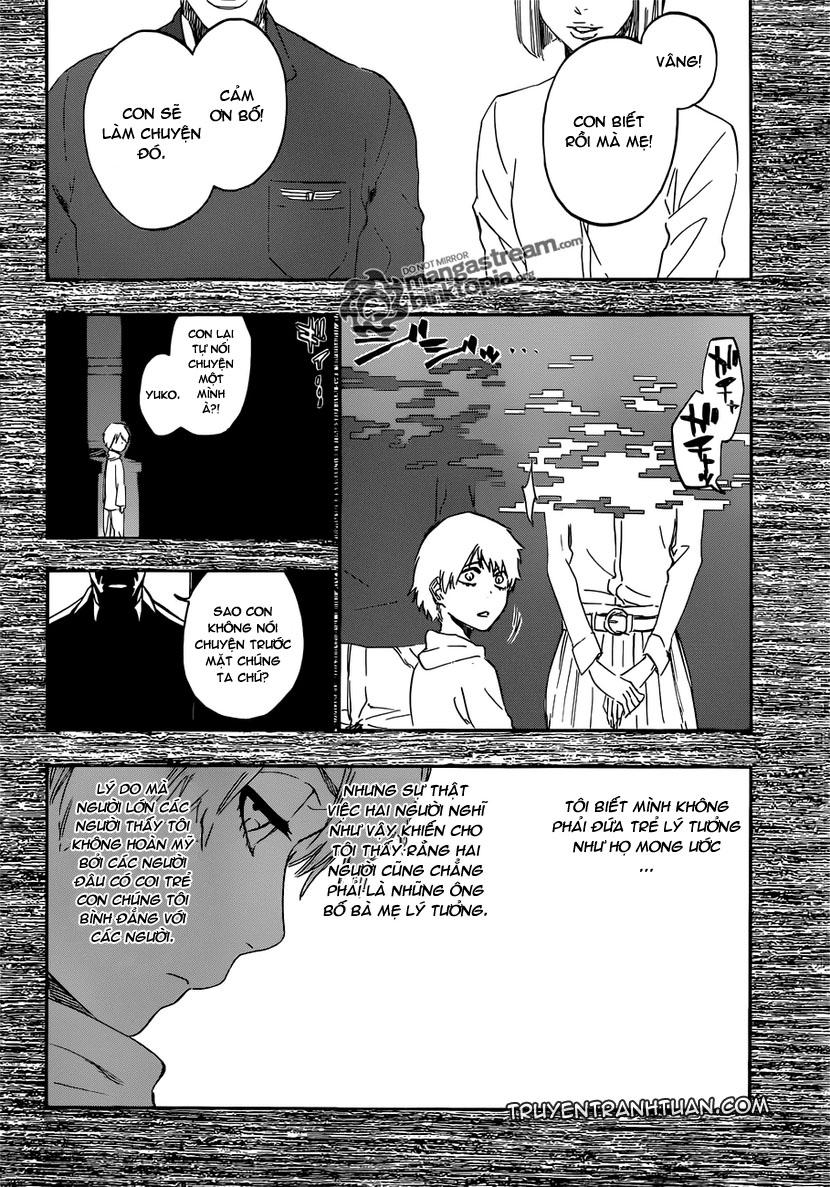 Bleach chapter 471 trang 8