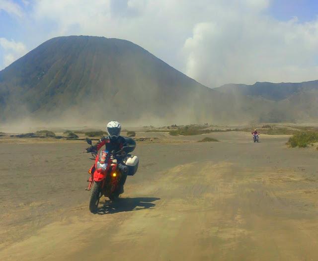Motor Vixion Palembang