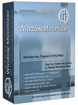 Actual Window Minimizer Free