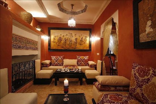 Decoration Salon Marocain Moderne 2019