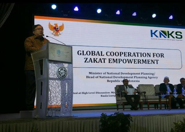 Delegasi 33 Negara Serukan Memperkuat Kerja Sama Zakat Global
