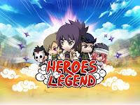 Heroes Legend APK MOD v1.0.0 Android Premium Terbaru