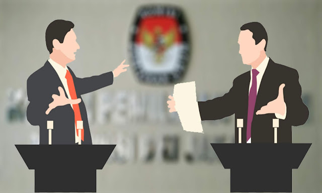 Capres Diberi Bocoran Pertanyaan, KPU Mau Jadi 'Joki' Capres?