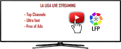 LA LIGA - LIVE STREAMING GUIDE! WATCH FROM ANYWHERE!
