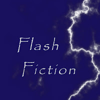 Flash fiction lightning streak image