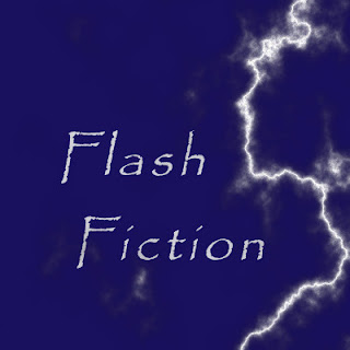 Flash fiction lightening streak image