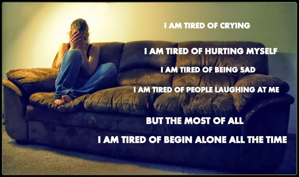 girl feeling sad quotes - photo #15