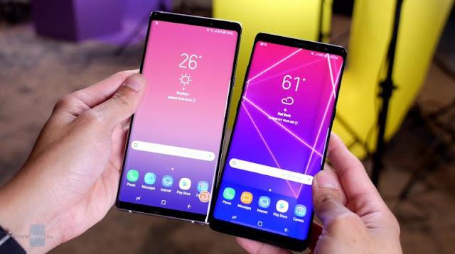 تطبيق لانشر خرافي ! لتحويل أي هاتف  الى Galaxy Note 8 أو Galaxy Note 9 و التمتع بكل مميزاته !