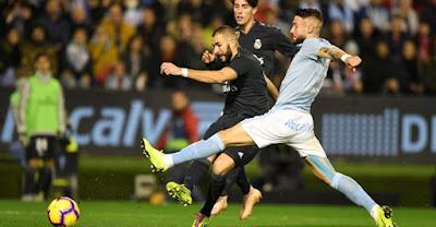 موعد مباراة ريال مدريد وسيلتفافيغو ضمن مباريات الدوري الاسباني 2019