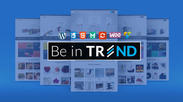 TREND v1.9.5 – Responsive WooCommerce WordPress Theme