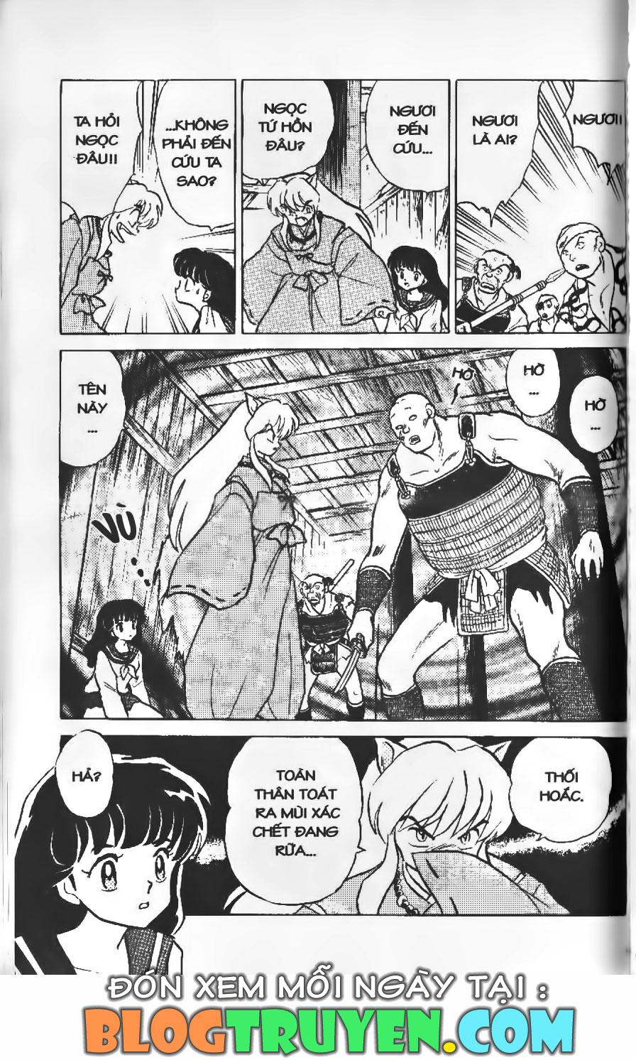 Inuyasha vol 01.4 trang 10