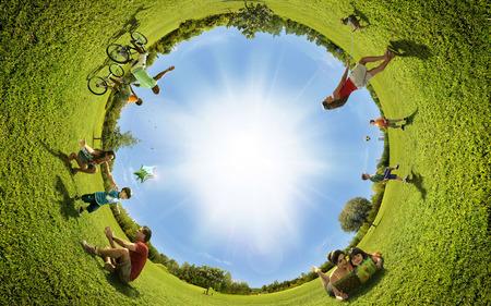 Life is Circle, Enjoy It!