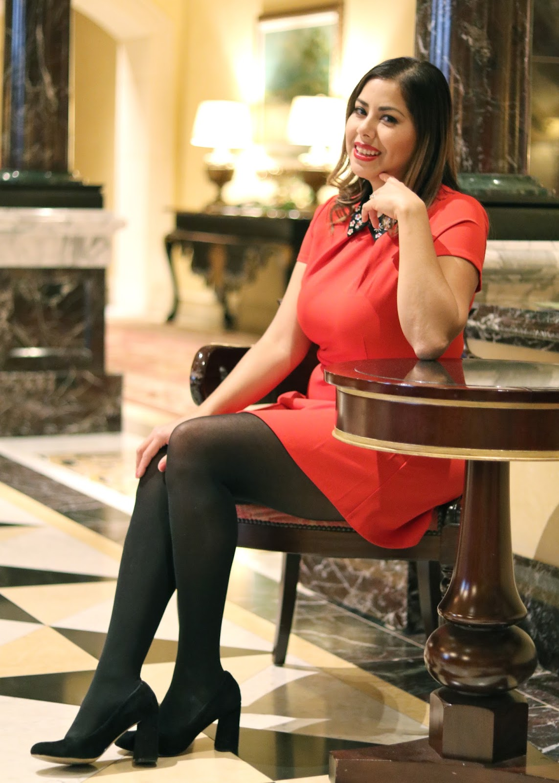 Red Dress for the Holidays, Red Dress for Christmas, San Diego Lifestyle Blogger