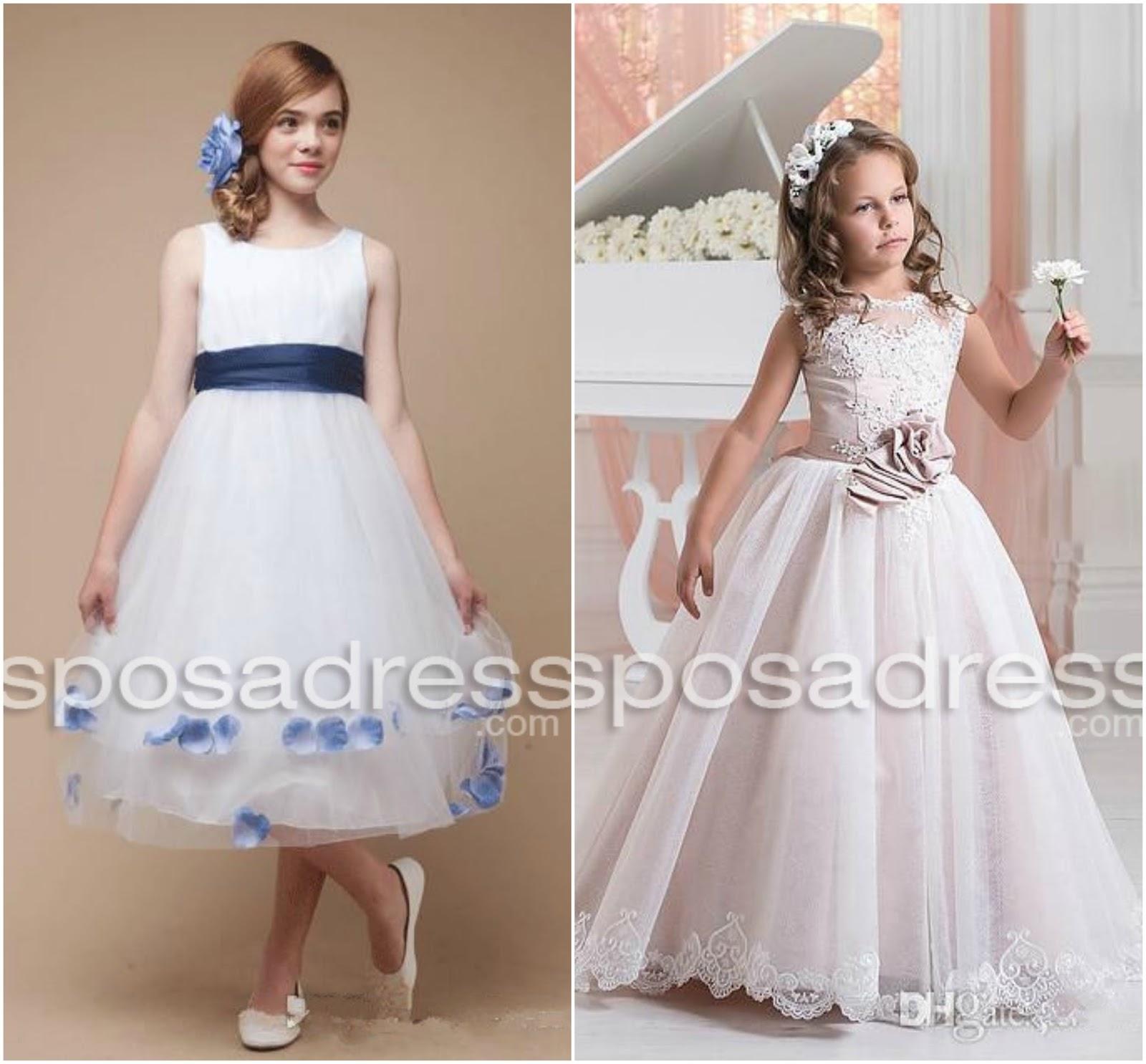 Sposadress Flower Girl Dresses Are Flawless For Your Children