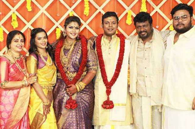 Parthipan Daughter Abhinaya Wedding