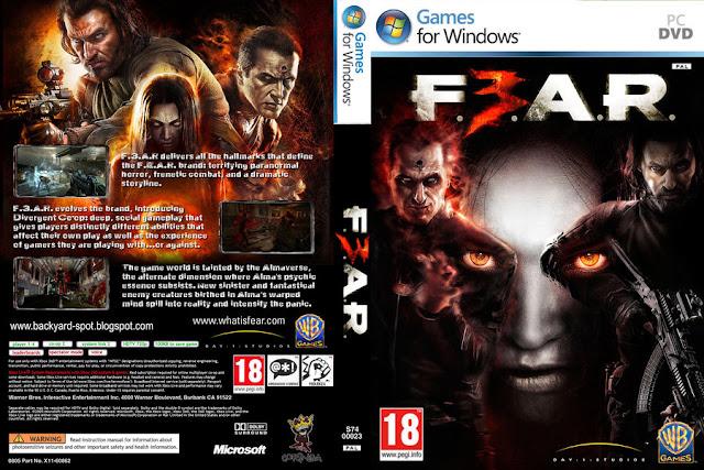 تحميل لعبة الأكشن F.E.A.R 3 برابط واحد مباشر