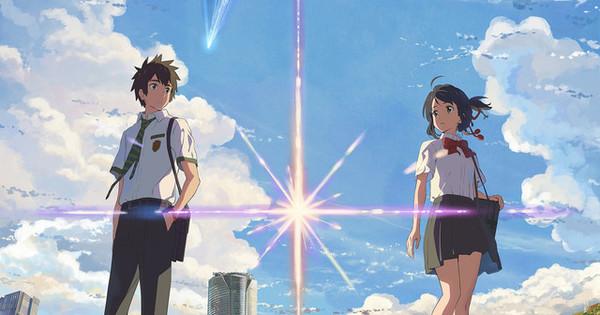 Review anime Kimi no Na wa
