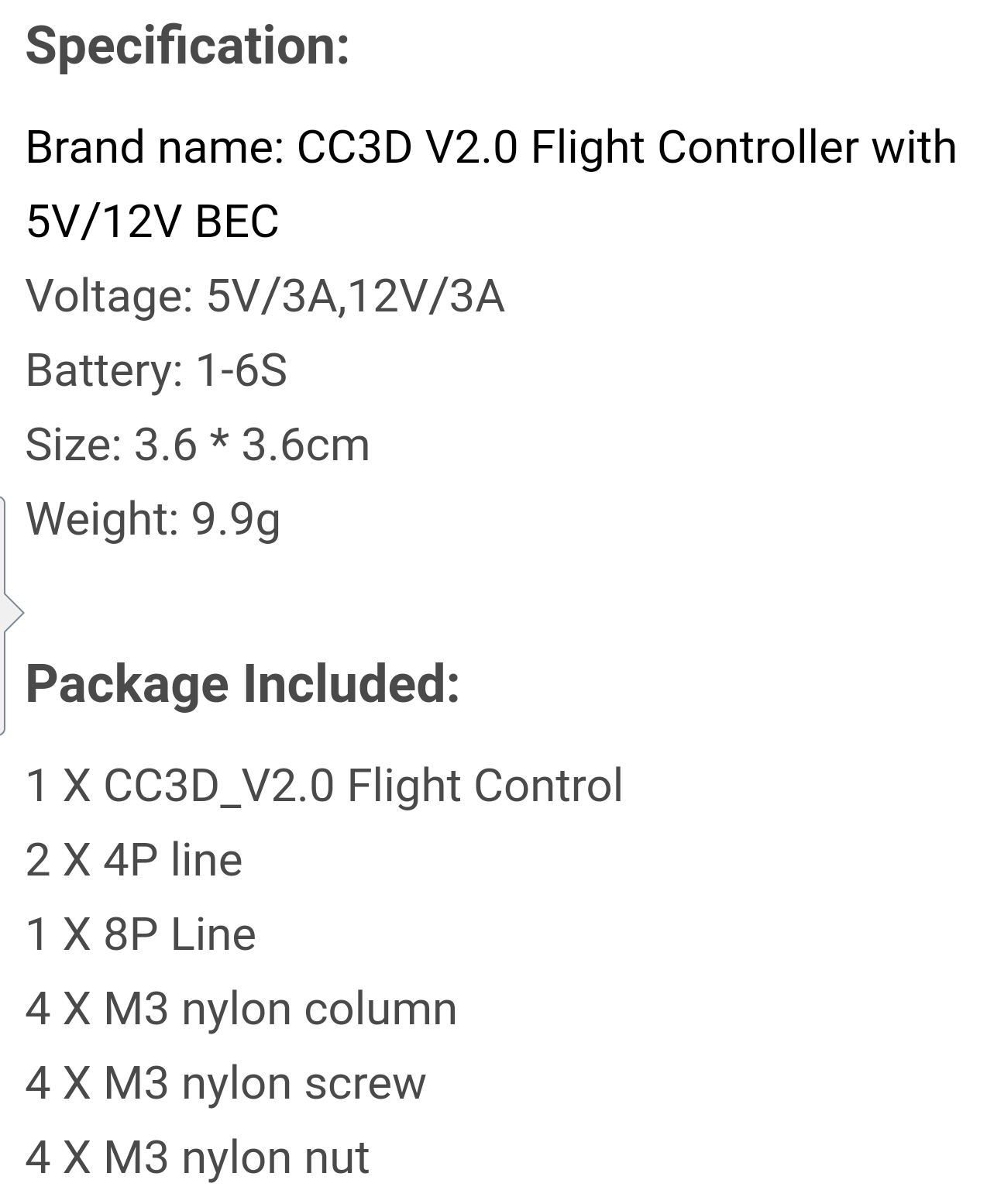 hight resolution of next step is to check orientation on the quad to ensure all wiring esc signals rx vtx power fpv camera power can be routed cleanly