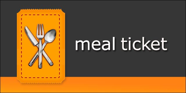 Good Champlain College Publishing Idea Lunch Ticket Template