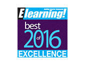 "Skillsoft Earns Multiple Awards in Elearning! Media Group's 2016 ""Best of Elearning!"""