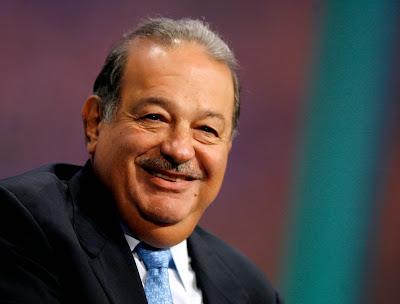 Carlos Slim dueño de Telmex