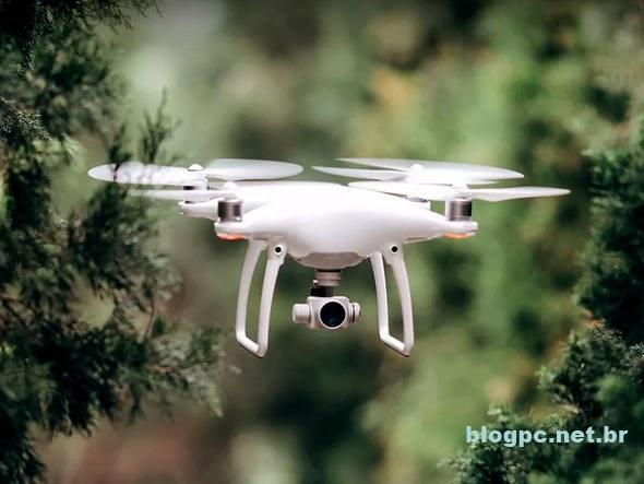 Phantom 4 é para quem quer filmar em 4K de todos os ângulos