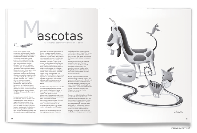 """revista-mascotas-magazine-pet-ana sáez del arco"""