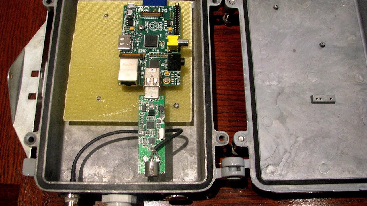 Software Defined Radio Raspberry Pi - Radio Choices