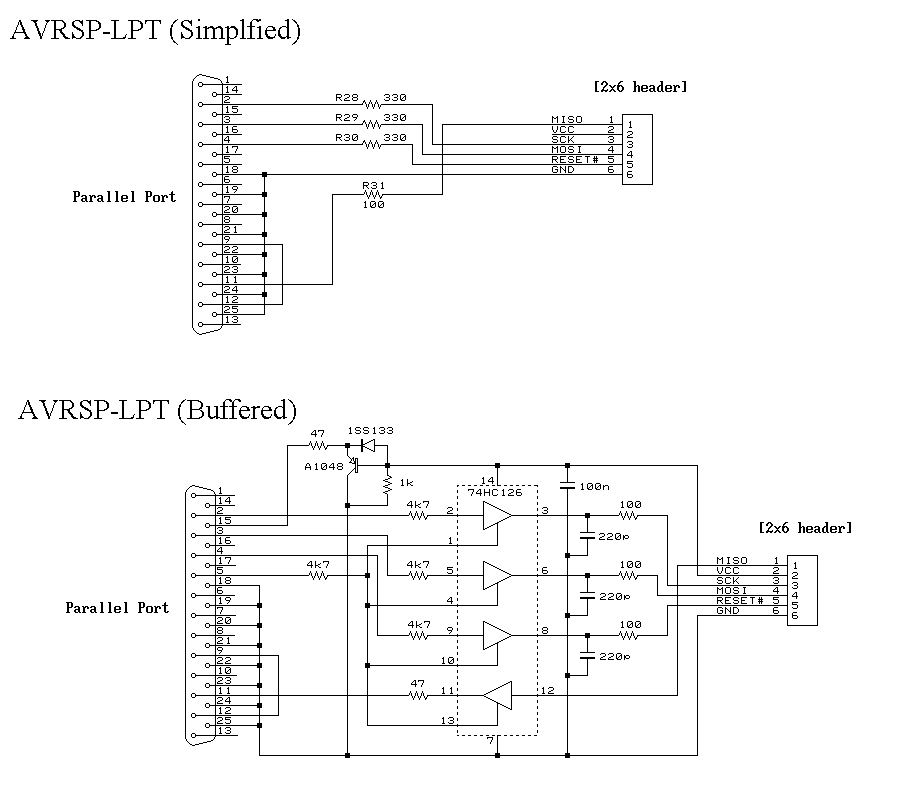 Embedded & Automation: Mạch nạp AVR