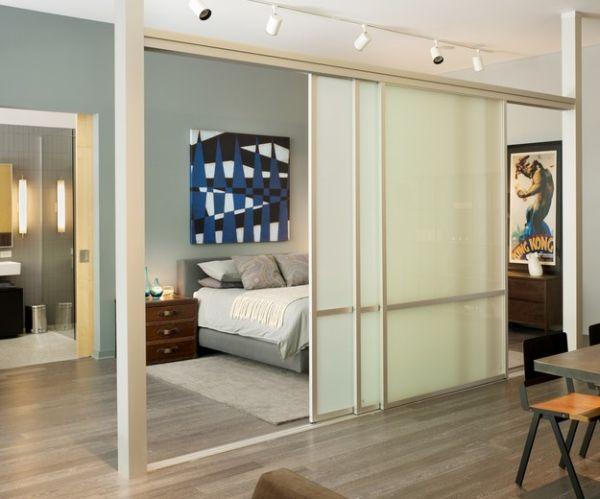 30 Desain Model Pintu Geser Rumah Minimalis