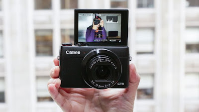 Spesifikasi Kamera Canon PowerShot G7X
