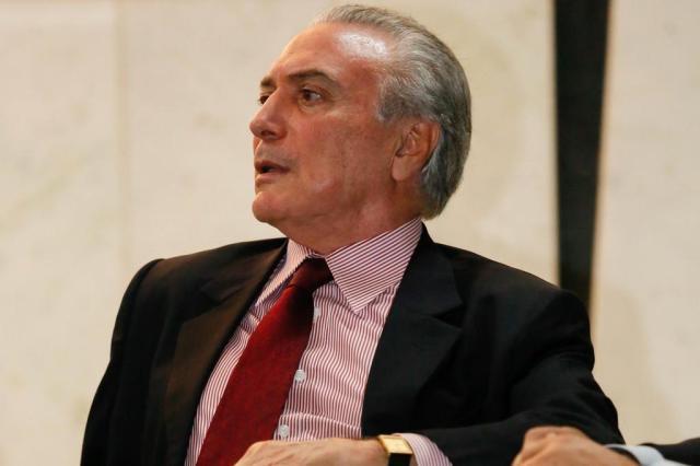 """Michel Temer prepara mensagem de """"esperança"""" para pronunciamento"""