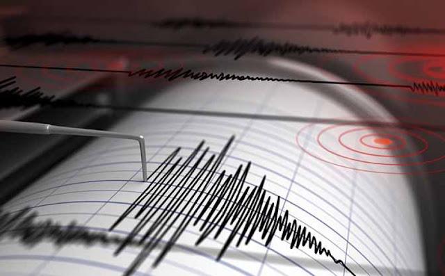 Σεισμός : 4,2 βαθμών νοτιοανατολικά της Ύδρας