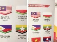 Waduh! Bendera Indonesia Terbalik, Waspadai Upaya Perkeruh Suasana